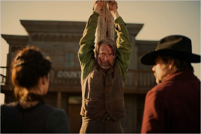 The Salvation : Photo Eva Green, Jeffrey Dean Morgan, Mads Mikkelsen