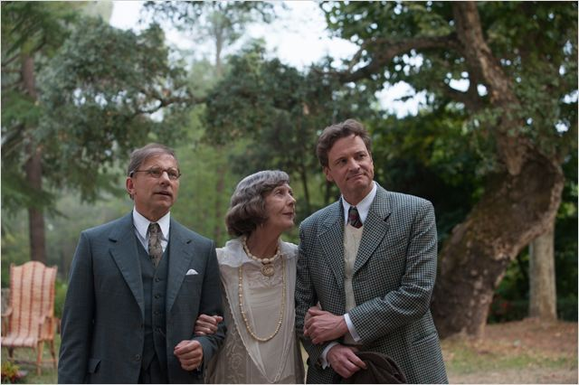 Magic in the Moonlight : Photo Colin Firth, Eileen Atkins, Simon McBurney
