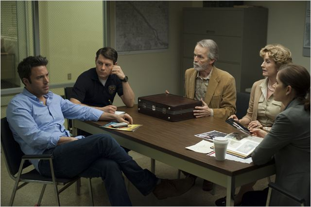 Gone Girl : Photo Ben Affleck, David Clennon, Patrick Fugit