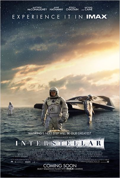 Interstellar : Affiche