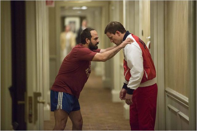 Foxcatcher : Photo Channing Tatum, Mark Ruffalo