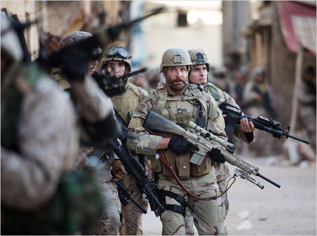 American Sniper : Photo Bradley Cooper