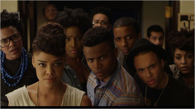 Dear White People : Photo Ashley Blaine Featherson, Brandon Alter, Jemar Michael, Tessa Thompson