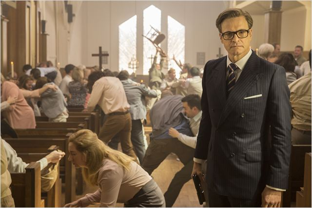 Kingsman : Services secrets : Photo Colin Firth