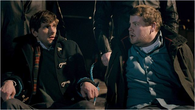Photo James Corden, Mathew Baynton