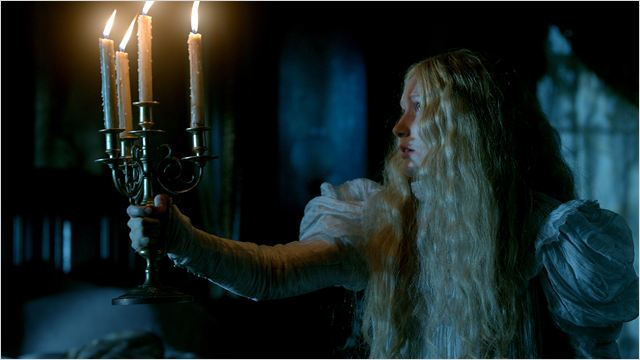 Crimson Peak : Photo Mia Wasikowska
