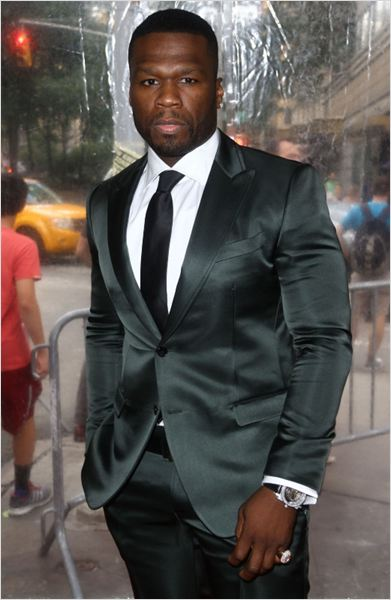 La Rage au ventre : Photo promotionnelle Curtis '50 Cent' Jackson