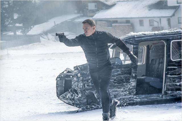 007 Spectre : Photo Daniel Craig