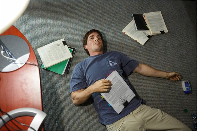 The Big Short : le Casse du siècle : Photo Christian Bale