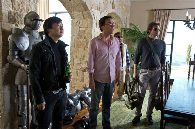 Very Bad Trip 3 : Photo Bradley Cooper, Ed Helms, Ken Jeong, Zach Galifianakis