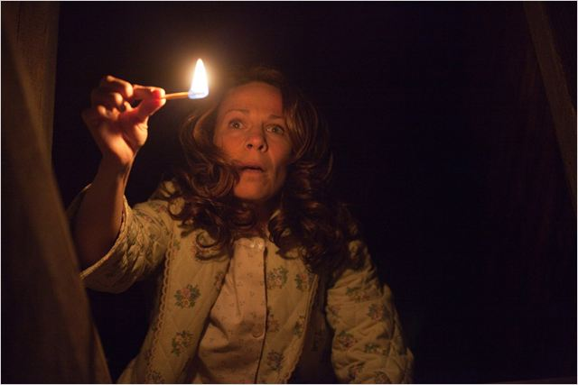 Conjuring : Les dossiers Warren : Photo Lili Taylor