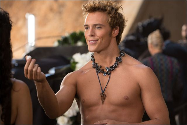 Hunger Games 2 Finnick Odair