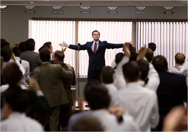 Le Loup de Wall Street : Photo Leonardo DiCaprio