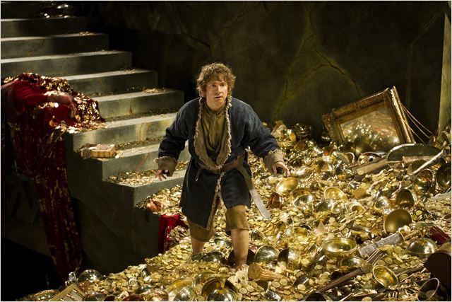 Le Hobbit : la Désolation de Smaug : Photo Martin Freeman