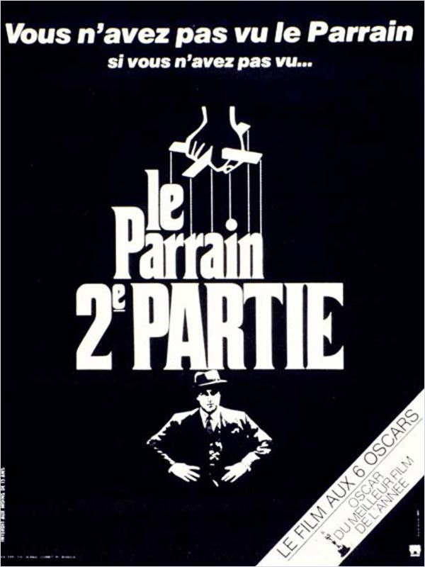 [MU] [DVDRiP] Le Parrain, 2e partie [ReUp 12/02/2010]