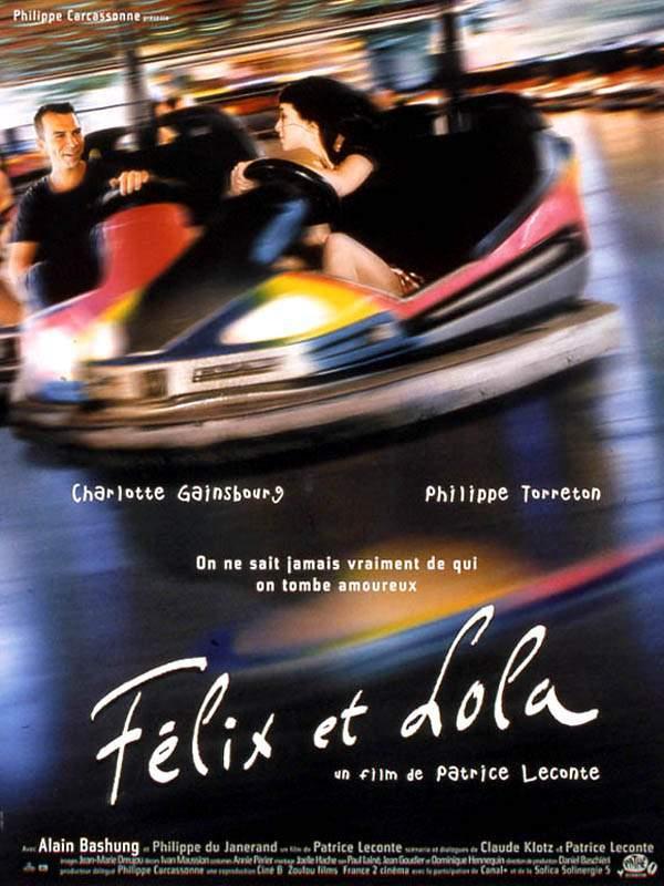 """Affiche du film """"Félix et Lola"""" de Patrice Leconte"""
