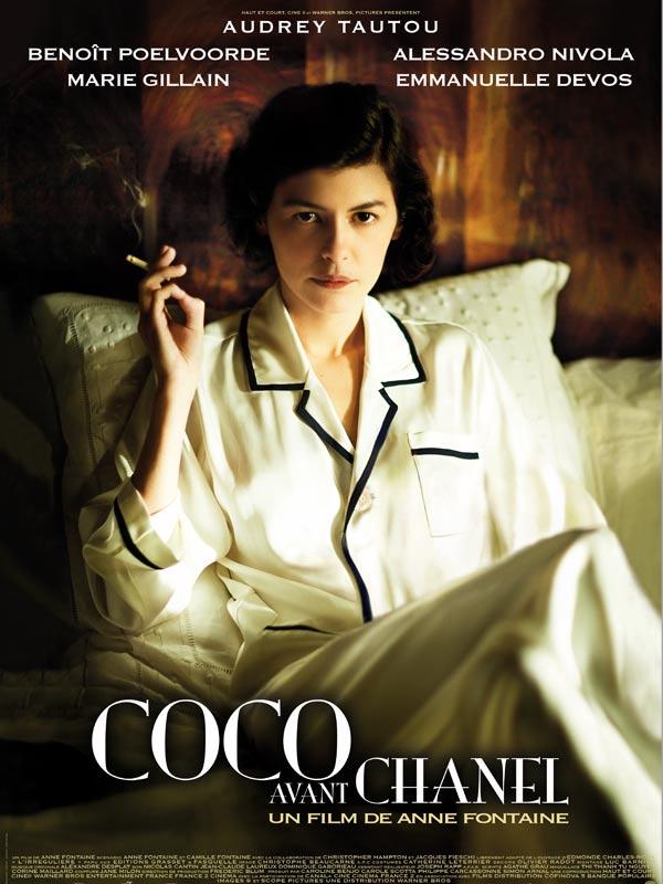 """Affiche du film """"Coco avant Chanel"""" de Anne Fontaine"""