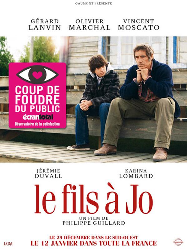 """Affiche du film """"Le fils à Jo"""""""
