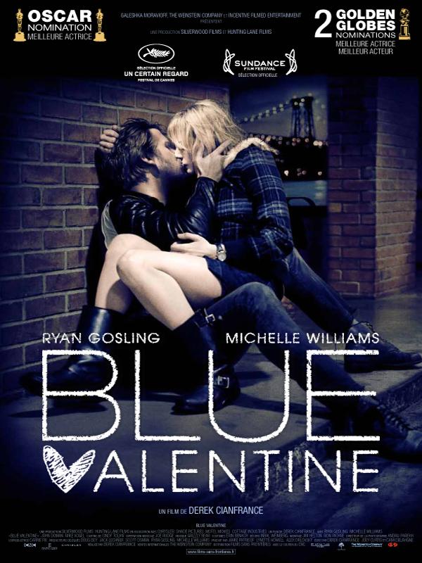 """Affiche du film """"Blue Valentine"""""""