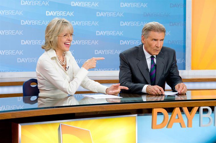 Colleen Peck (Diane Keaton) et Mike Pomeroy (Harrison Ford) ne s'apprécient guère...