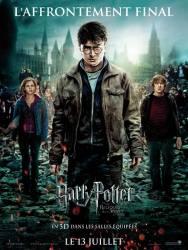 Harry Potter et les reliques de la mort - partie 2.