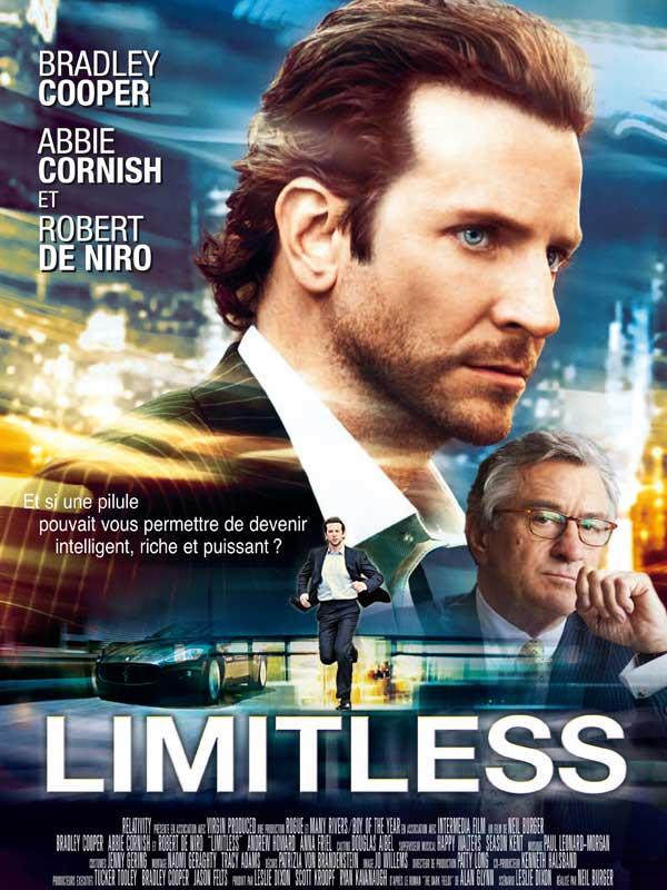 "Affiche du film ""Limitless"""
