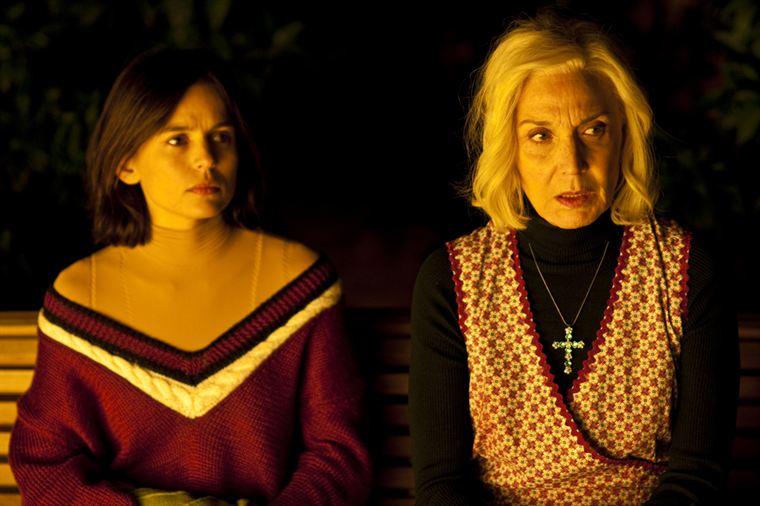 Vera (Elena Anaya) et Marilia (Marisa Paredes)