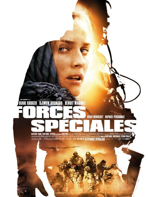 """Affiche du film """"Forces spéciales"""""""