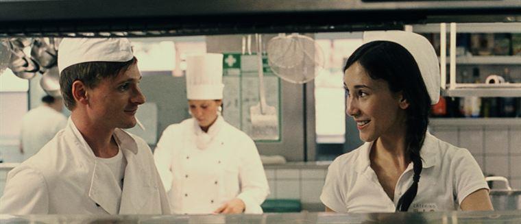 Stipe (Florian Lukas) va tomber sous le charme d'Umay (Sibel Kekilli)