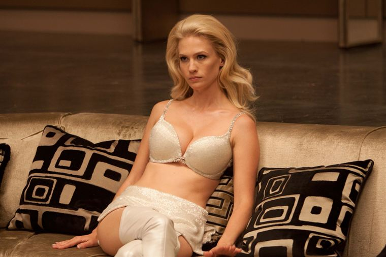 Emma Frost (January Jones) ne laissera personne de glace...
