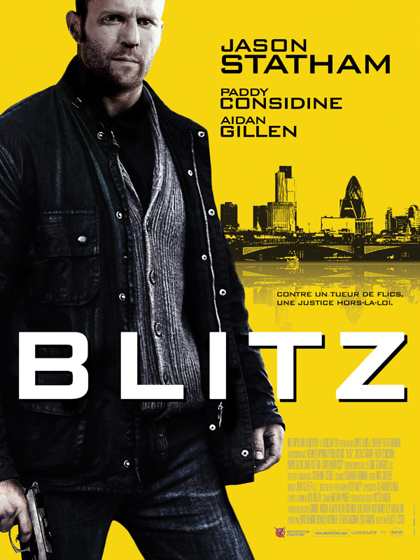 "Affiche du film ""Blitz"""