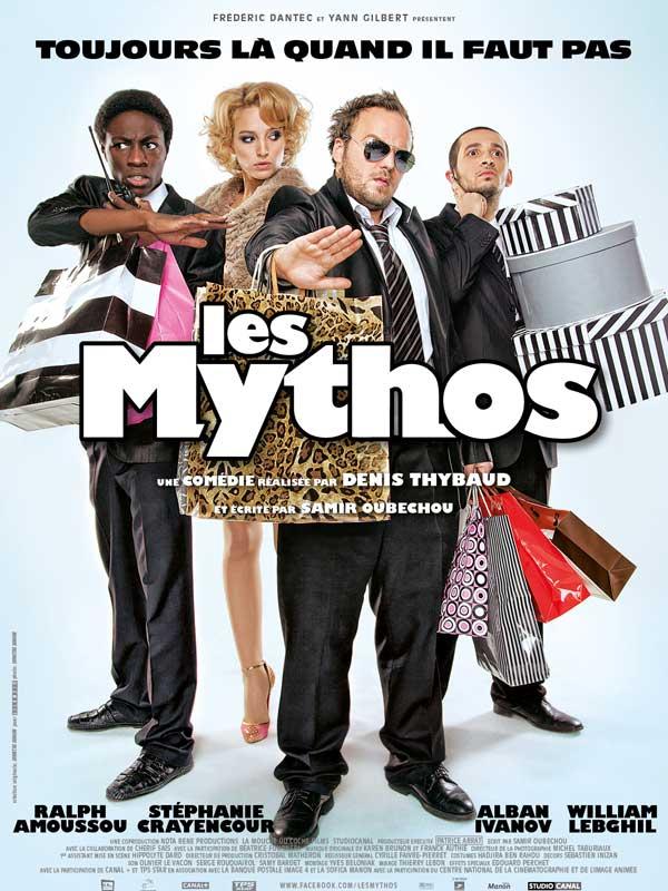 """Affiche du film """"Les mythos"""""""