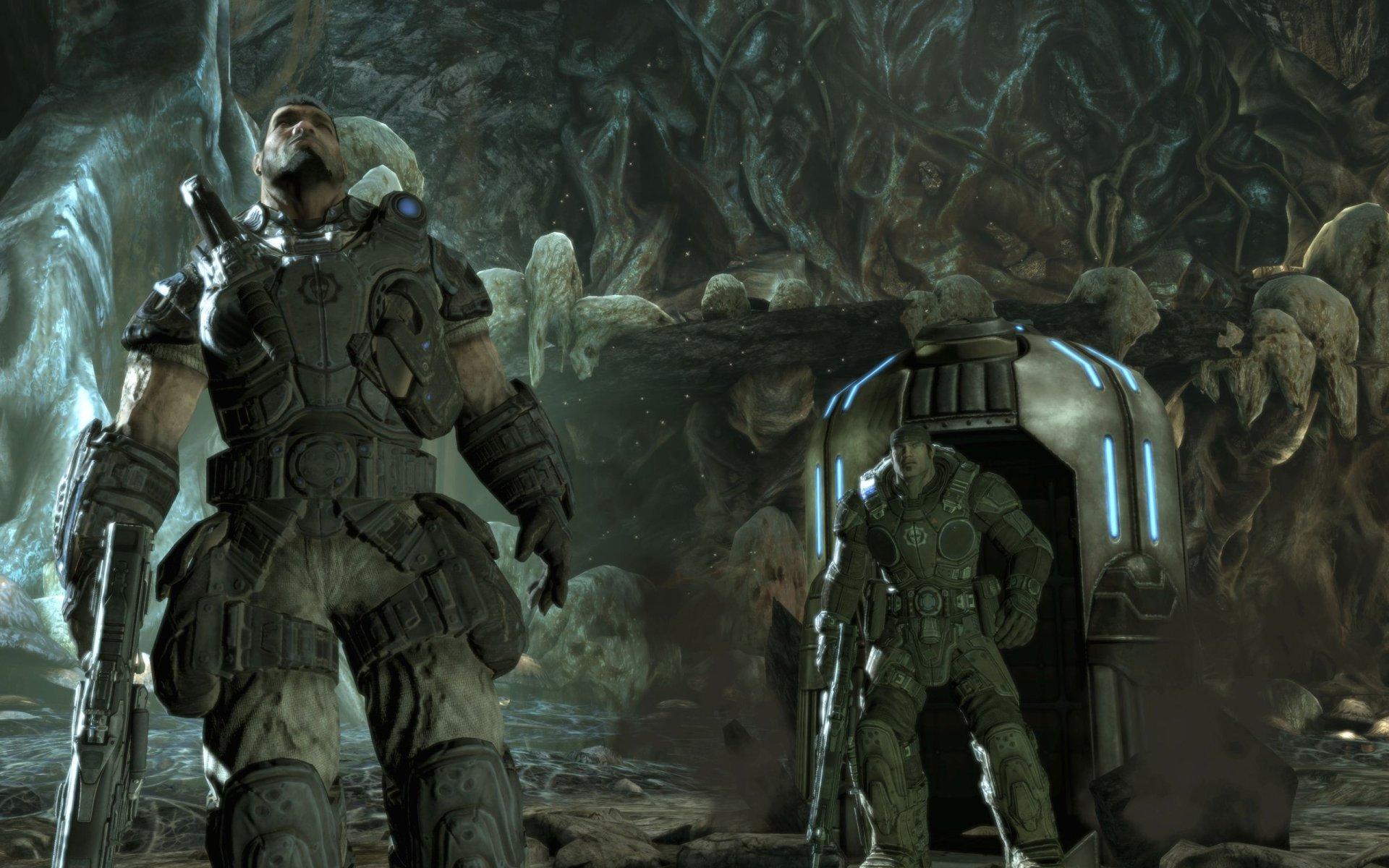 Gears Of War 2 Full HD Fondo De Pantalla And Fondo De