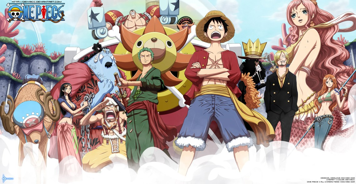 2400 One Piece Hd Wallpapers Background Images