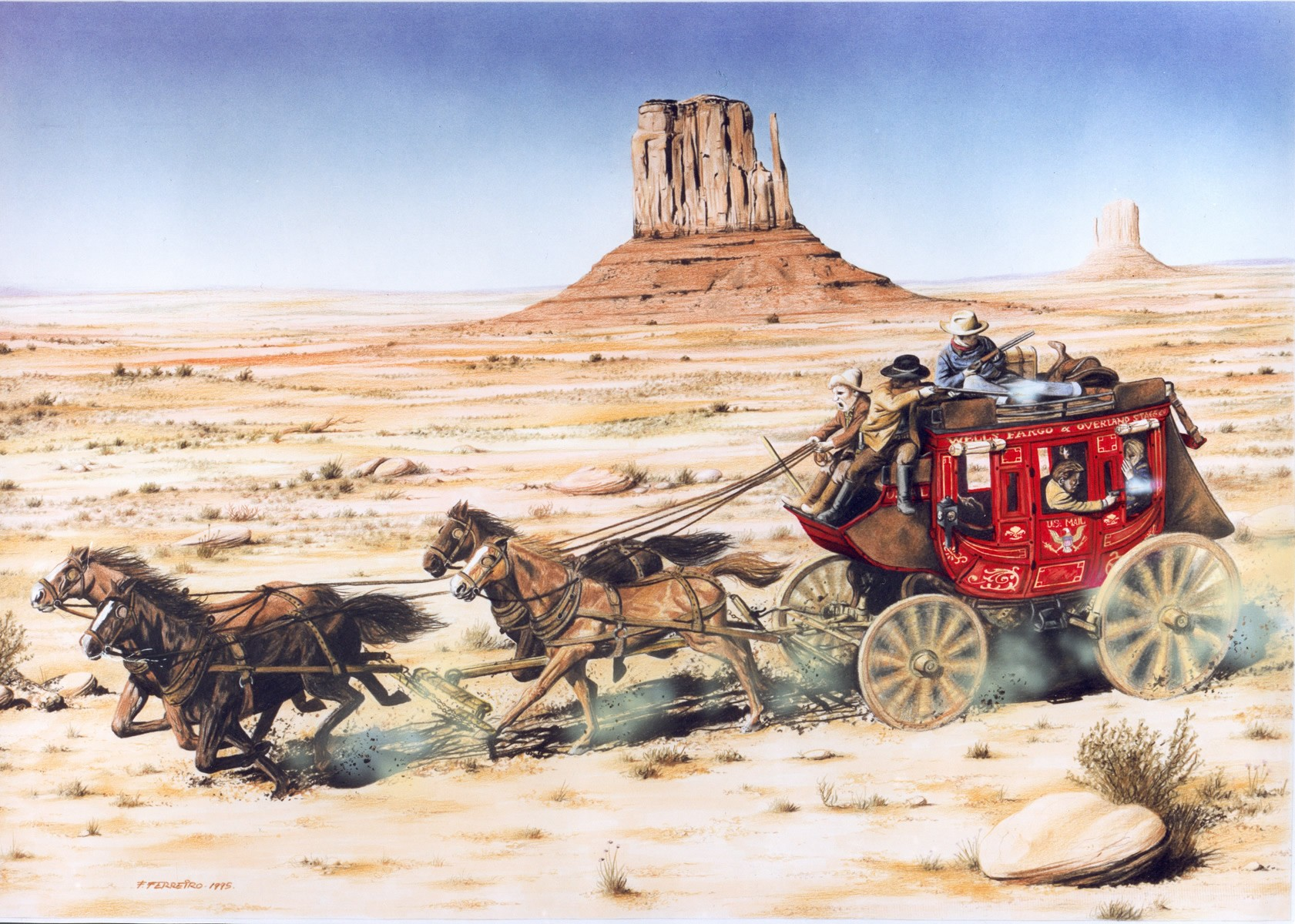 American West Wallpaper And Background Image