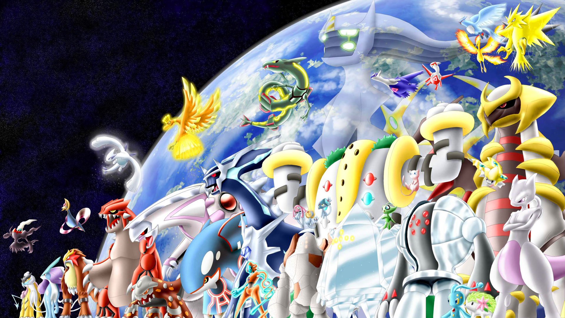 21 Deoxys Pokemon HD Wallpapers Background Images