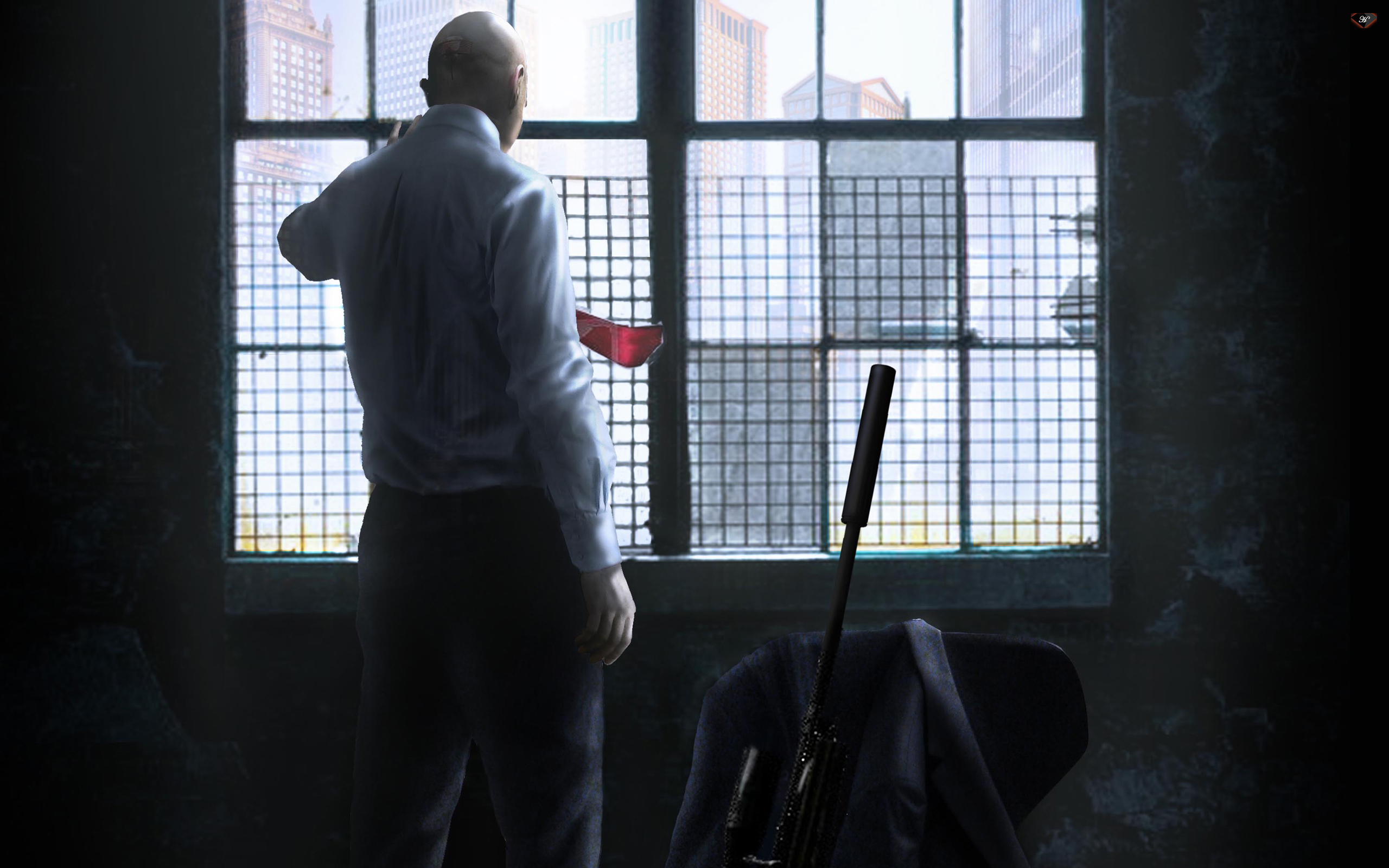 hitman full hd wallpaper and background | 2560x1600 | id:272333