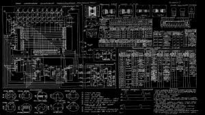 3 Schematic HD Wallpapers | Background Images  Wallpaper Abyss