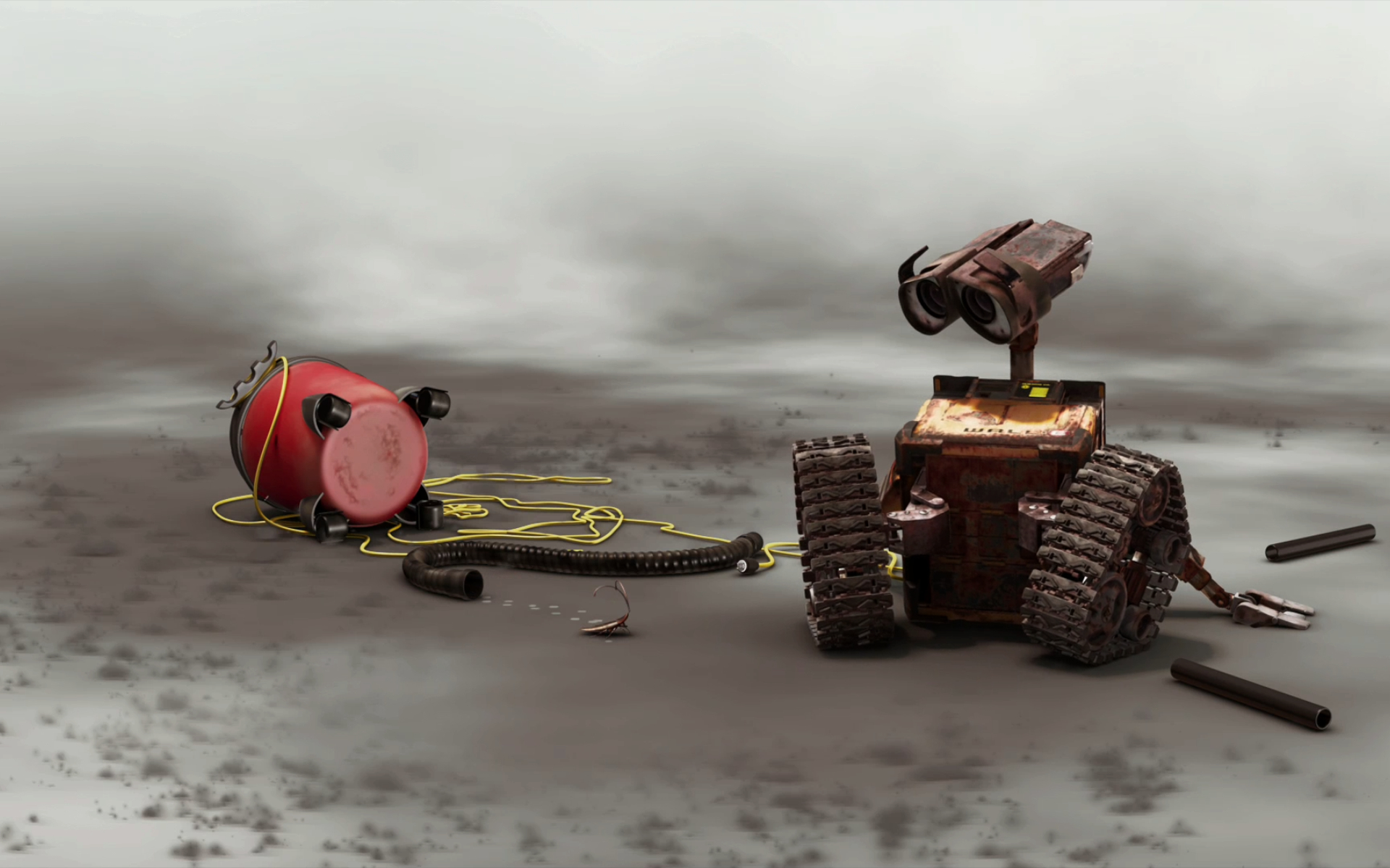 WallE HD Wallpaper Background Image 1920x1200 ID