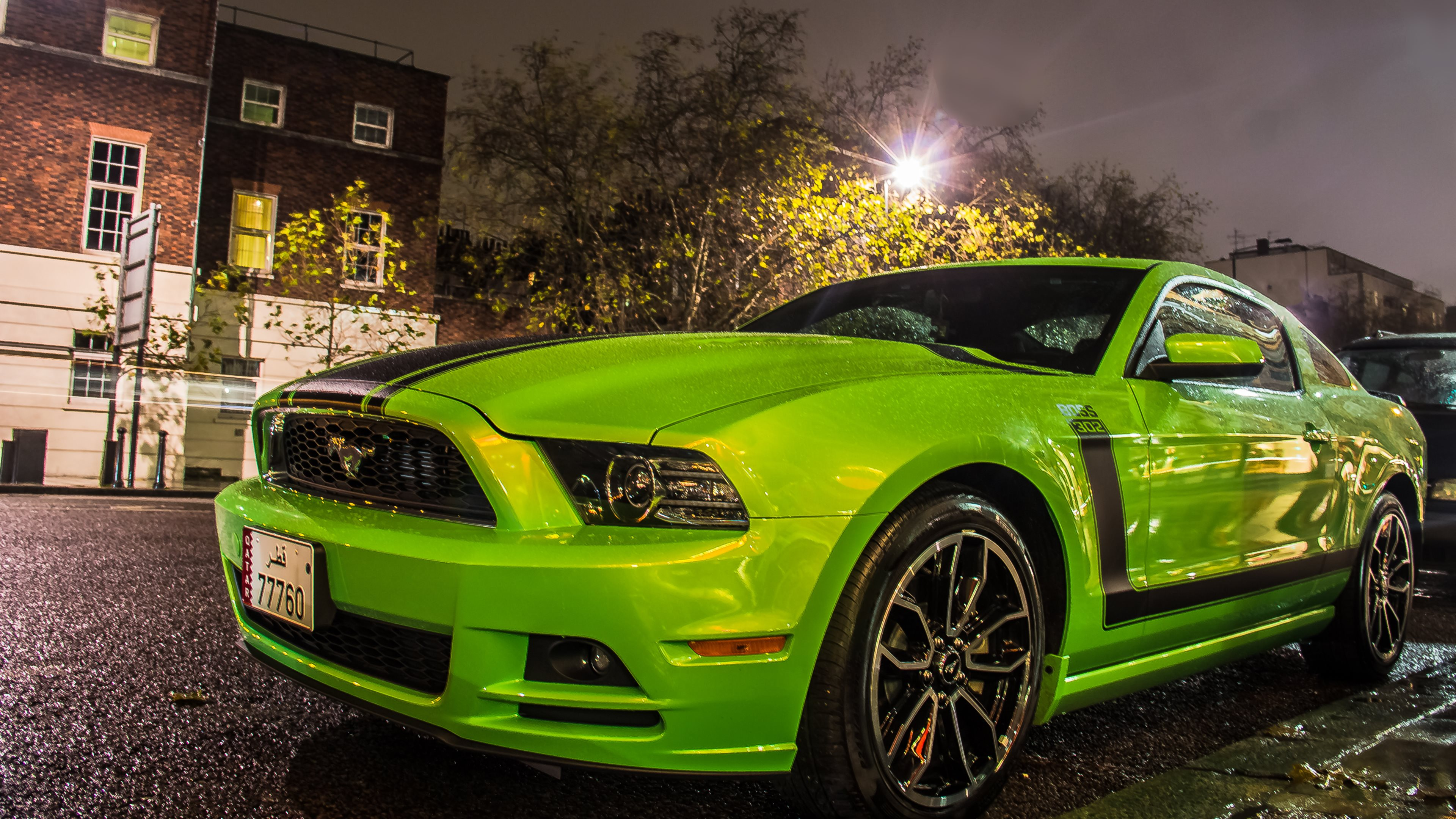 128 4K Ultra HD Ford Mustang Wallpapers Background