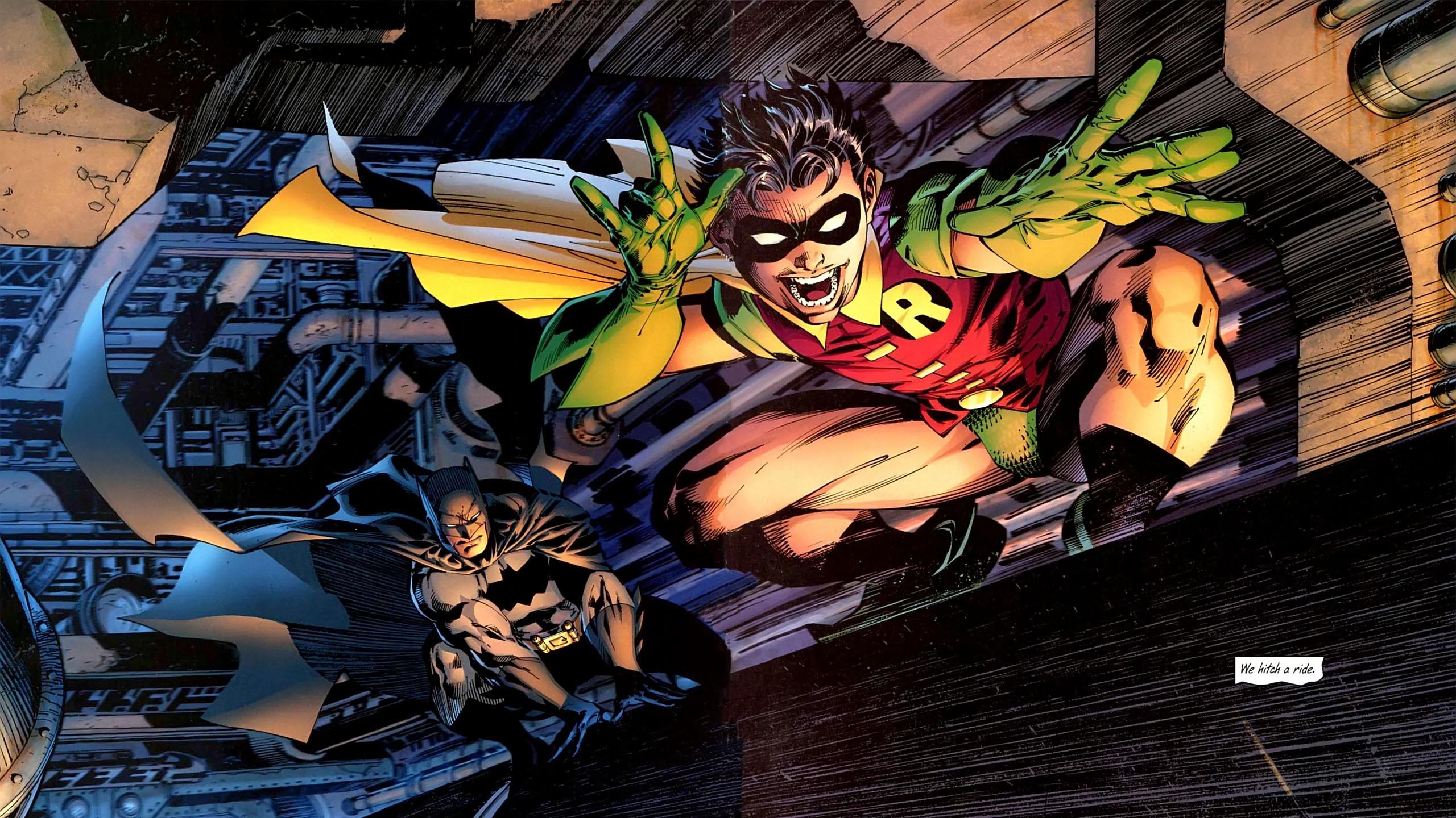 1 All Star Batman Robin HD Wallpapers Backgrounds