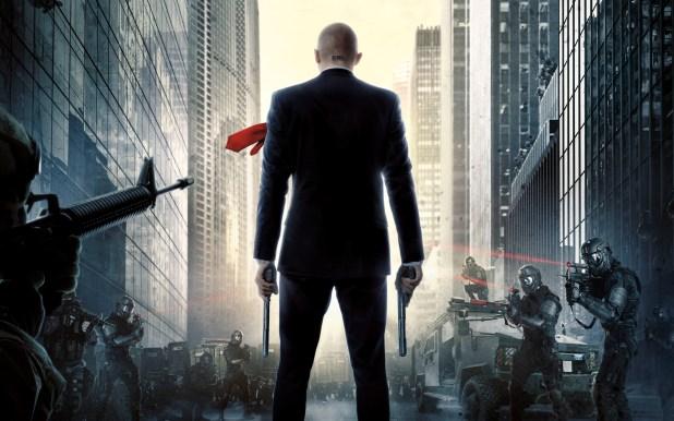 Movie - Hitman: Agent 47 Hitman Wallpaper