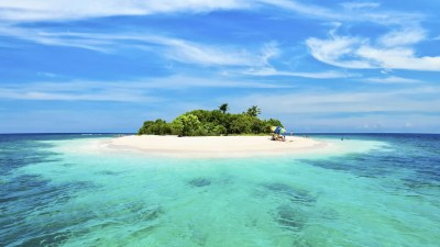 Tropical Island HD Wallpaper | Background Image ...