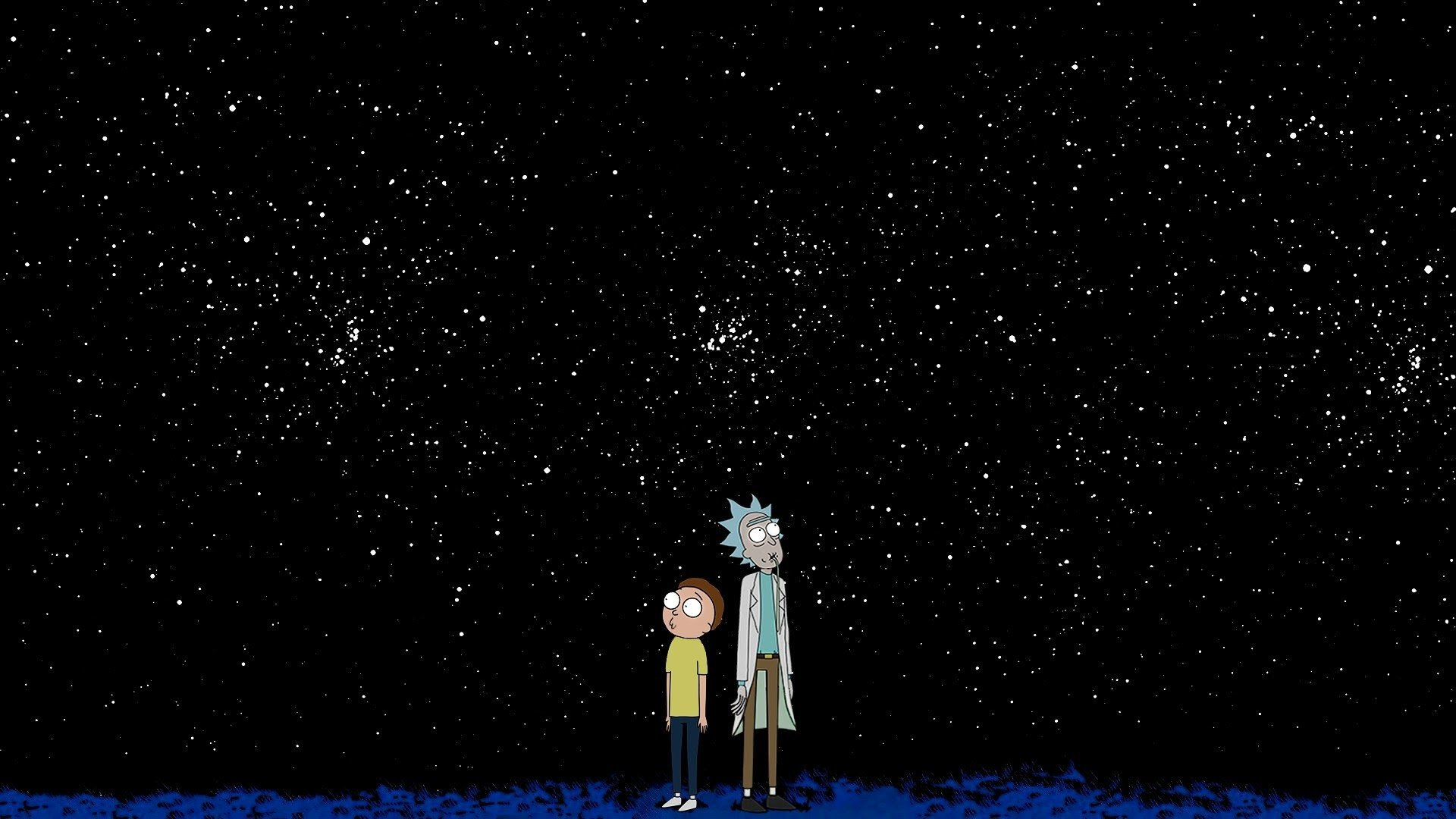 246 Rick and Morty HD Wallpapers   Background Images   Wallpaper Abyss HD Wallpaper   Background Image ID 876589  1920x1080 TV Show Rick and Morty
