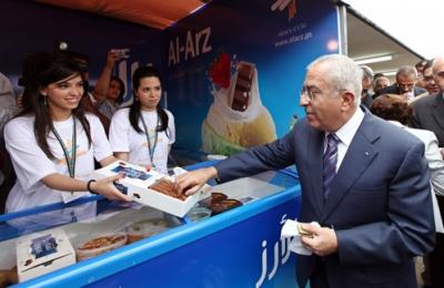 سلام فياض والشيخ خليفة بن زايد على لائحة القادة الأكثر تأثيرا في العالم