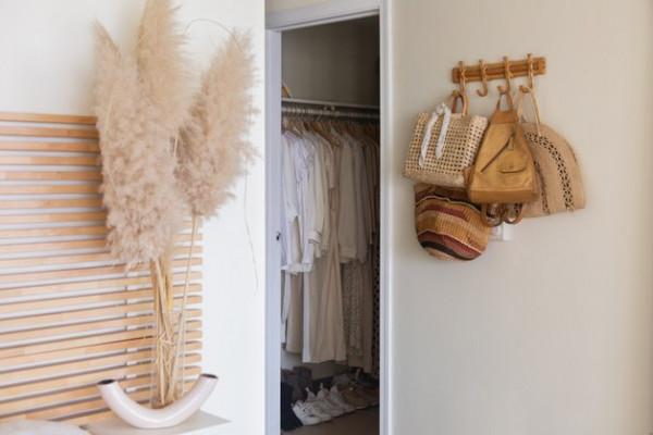 3 أفكار لتصميم غرفة الملابس دون الحاجة لهدم الحائط 2