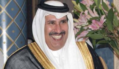 هل انشق رئيس وزراء قطر الشيخ حمد بن جاسم وهرب إلى الخارج