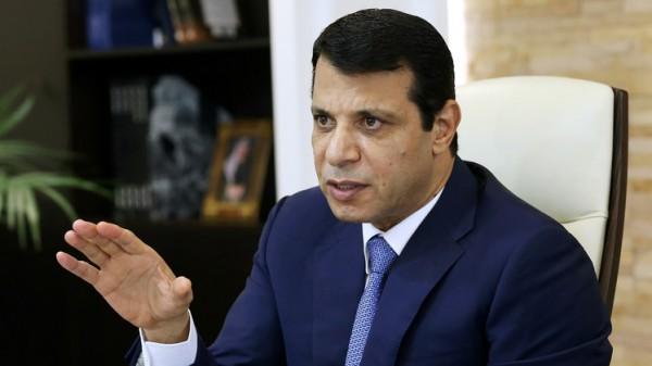 """دحلان: لن أترك كل من أساء لي في قضية """"أبو عمار"""""""