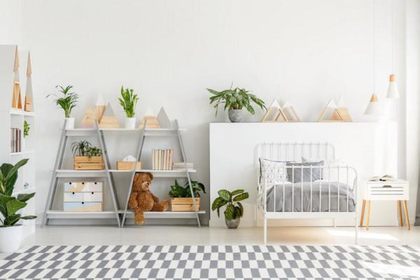 غرف نوم اطفال ضيقة في تصاميم ديكور ذكية دنيا الوطن