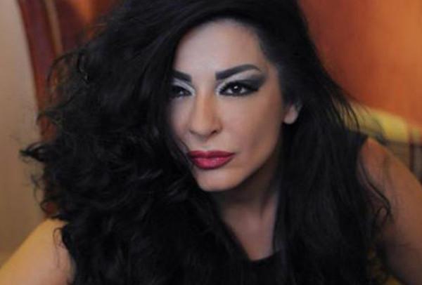 ممثلة لبنانية تطالب بحرق الفلسطينيين بأفران هتلر